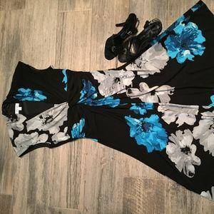 Jones Studio Midi Dress